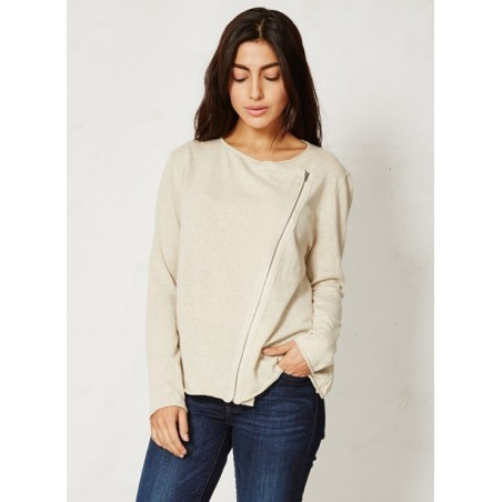 Hemp Jacket with lace - Braintree