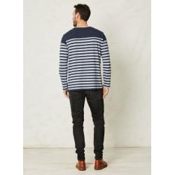 T-shirt rayé Homme - Braintree