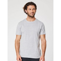 men hemp t-shirt bleu ciel