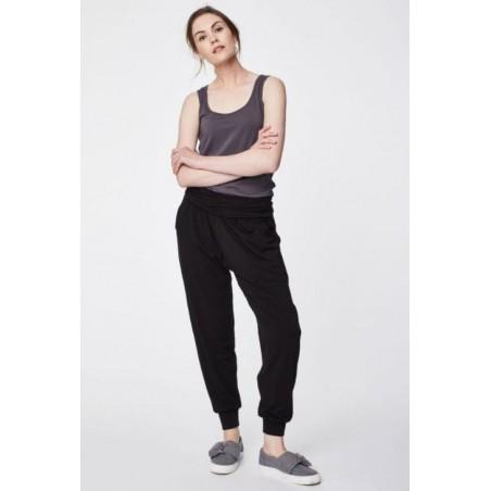 Pantalon Jogging femme en bambou et coton bio