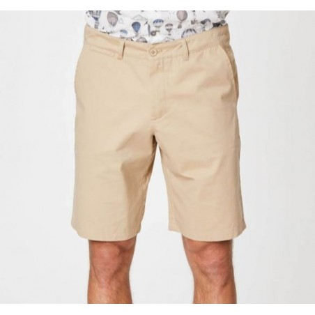 Classic beige cut shorts