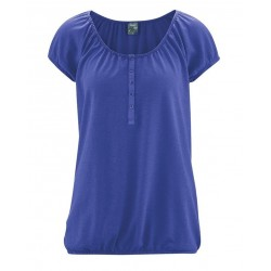 t-shirt femme chanvre leu
