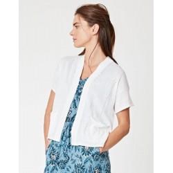 Hemp Jacket with lace - Braintree