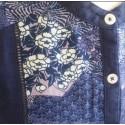 Tunique en chanvre et coton bio femme