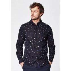 mens floral print shirt