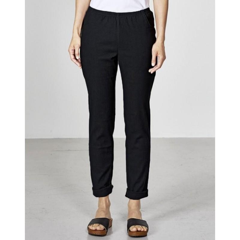 PANTALON jogging legging noir femme - HempAge