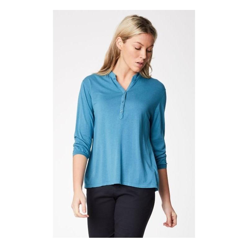 blouse en bambou femme et coton bio