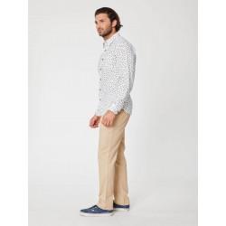 Pantalon Homme 100% bio beige