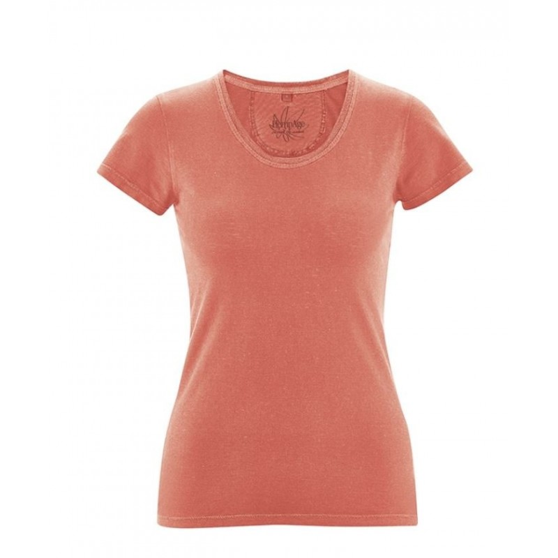 t-shirt femme chanvre - HempAge