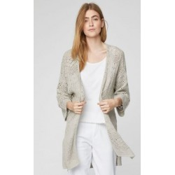 Hemp chic long cardigan - Braintree