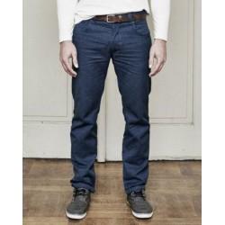 Pantalon slim homme chanvre foncé  - HempAge