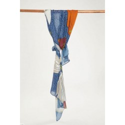Bamboo check scarf - Braintree