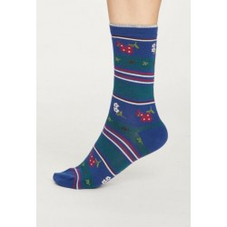 Coffret 4 paires de chaussettes femme en bambou