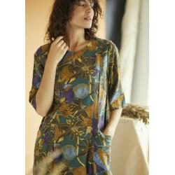 Robe tunique chanvre