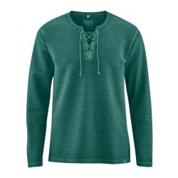 Sweat en chanvre Homme bleu - HempAge