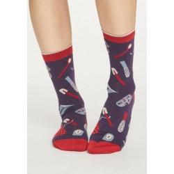 Pack 3 paires de chaussettes en bambou femme