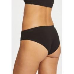 Culotte bikini Bambou et coton bio grise ou noire