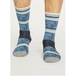 Bicycle Bamboo Socks