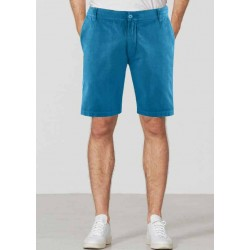 Blue hemp strong cargoshorts
