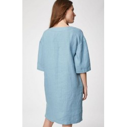 chemise de nuit ou tunique 100% chanvre à