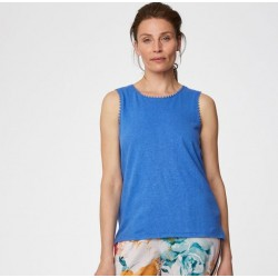 Women's Hemp Vest top:...