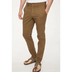 Pantalon Jean Kaki en coton bio