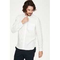 100% Hemp white Shirt
