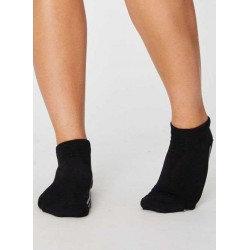 white or black bamboo socks for woman