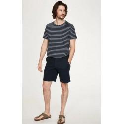Classic cut shorts for men blue