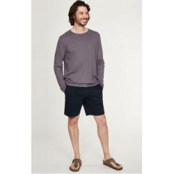T-shirt n chanvre et coton bio manches longues : 3 coloris au choix