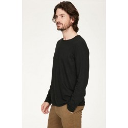 Hemp Tee for men Long sleeve
