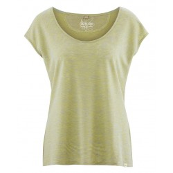 Organic cotton and hemp Vegan t-shirt for women