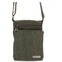Hemp Travel Shoulder Bag :...