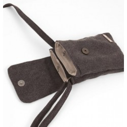 Hemp Tiny Shoulder Bag