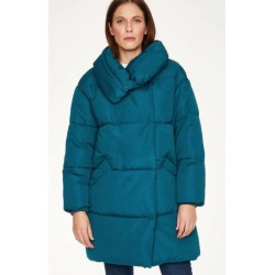 Friendly cosiest coat blue