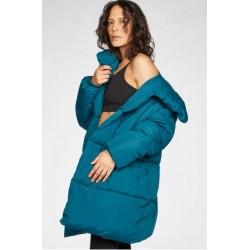 Doudoune recyclée Manteau Imperméable et chaud écologique