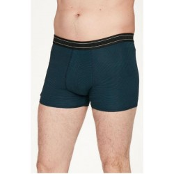 Men's Stripe Bamboo Jersey Boxer : 3 colors