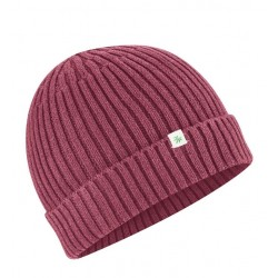 warm knitted cap made of hemp-cotton men and women