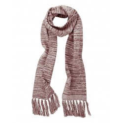Hemp and organic recycled scarf men and women