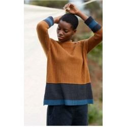 WOOL KNITWEAR & ORGANIC COTTON KNIT JUMPER