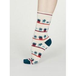 Bamboo Yoga Socks X 2