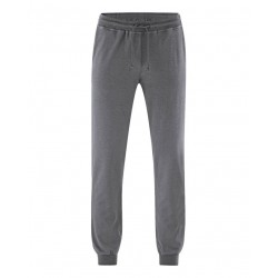 Dark Grey Hemp Jogging for man