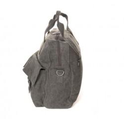 Hemp Large City Messenger Bag
