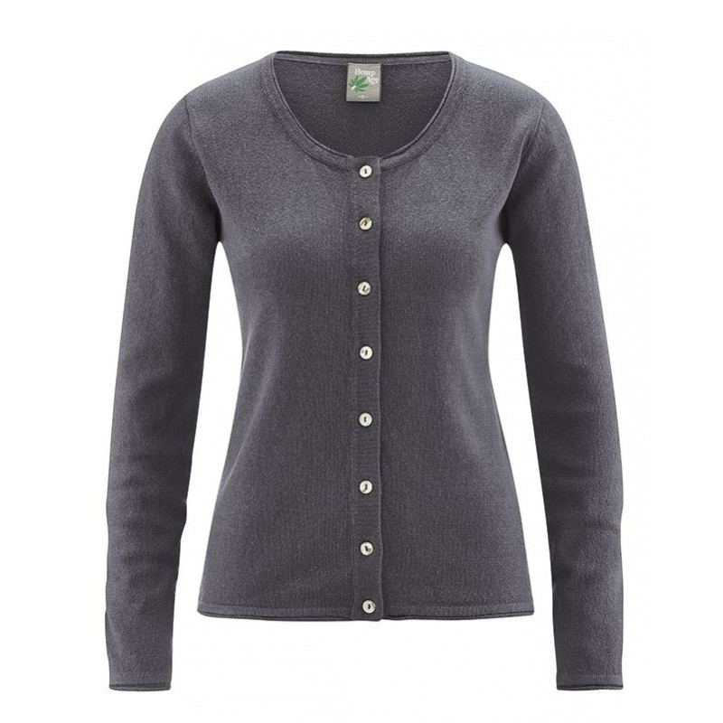 recycled cardigan for women