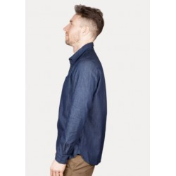 Organic Cotton Chambray fabric Shirt