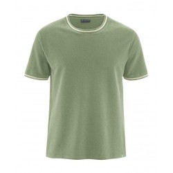 Cactus t-shirt with button...