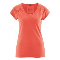 T-Shirt végan en chanvre et coton bio femme