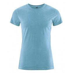 Skyblue Hemp Vegan t-shirt...