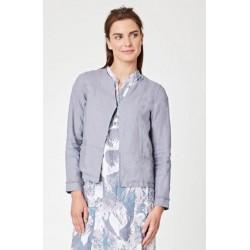 100% hemp grey jacket...