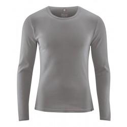 Vegan hemp t-shirt long sleeves